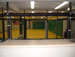 1st in Bucks Octagon MMA Training Cage! 18ft. X 18ft.